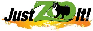 • Just Zoo It Bear Logo